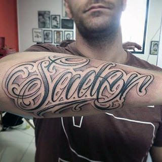 Why You Shouldn't Get Husband or Wife Name Tattoos