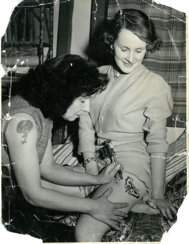 The Evolution of the Tattoo Artist
