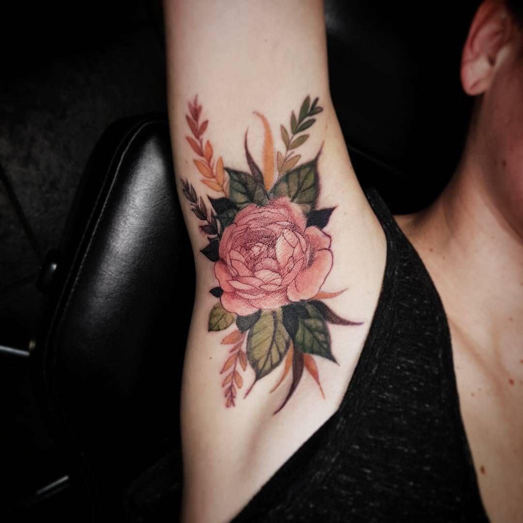 Armpit Tattoo Pain: How Bad Do They Hurt?