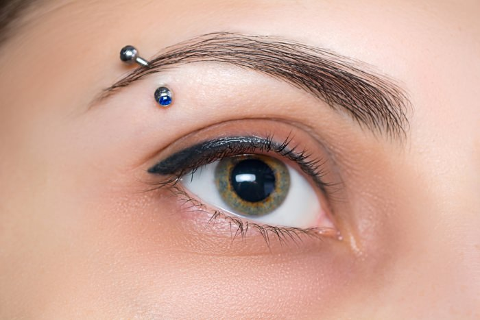 How Much Does An Eyebrow Piercing Cost? (Price Guide ...
